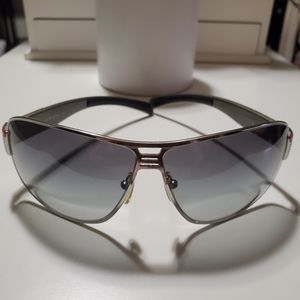 Authentic Men's Prada Sunglasses 🕶